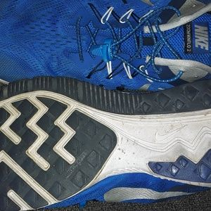 Nike men's running shoes size 15